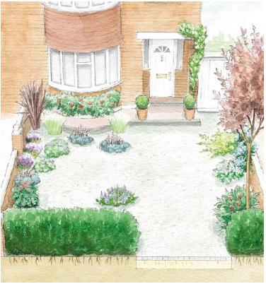 paving garden pic