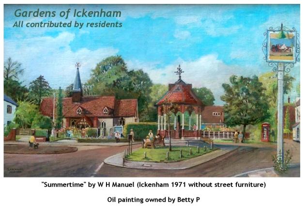 Gardens of Ickenham